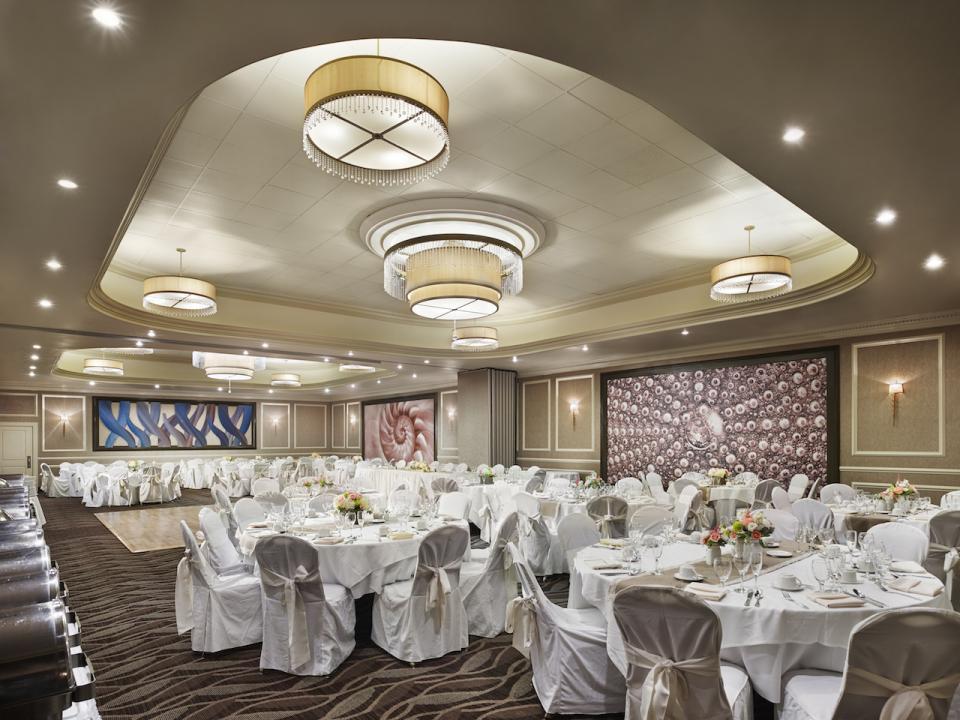 Banquet Room Ria Mar Restaurant Amp Bar